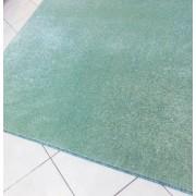 Shaggy hosszúszálú türkiszkék szőnyeg 67x100cm/Cikksz:05200696