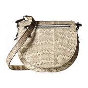 Rebecca Minkoff Astor Saddle Bag Cream