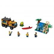 Lego city jungle explorers laboratorio mobile nella giungla 60160