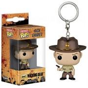 Rick Grimes: Pocket POP! Keychain x Walking Dead Vinyl Figure