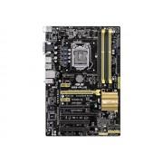 ASUS B85-PLUS - Carte-mère - ATX - LGA1150 Socket - Z87 - USB 3.0 - Gigabit LAN - carte graphique embarquée (unité centrale requise) - audio HD (8 canaux)