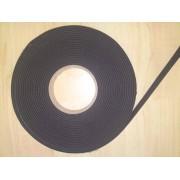 10m Zellkautschukband EPDM-Band 9x4mm, klebend