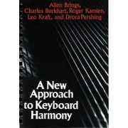 A New Approach to Keyboard Harmony by Allen Brings