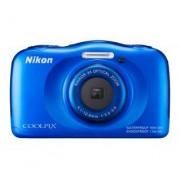 Nikon Coolpix S33 (niebieski) - Raty 50 x 7,58 zł- dostępne w sklepach