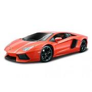 Maisto Lamborghini Aventador LP 700-4 Pull Back Action Diecast Model Car