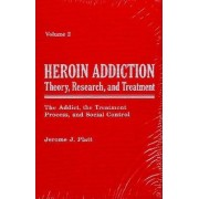Heroin Addiction: The Addict, the Treatment Process, and Social Control v. 2 by Jerome J. Platt