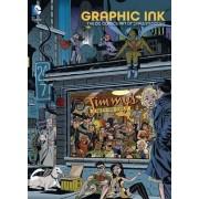 Graphic Ink The DC Comics art of Darwyn Cooke HC by Darwyn Cooke