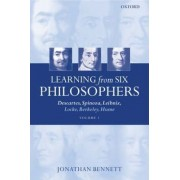 Learning from Six Philosophers: v.1 by Jonathan Bennett