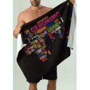 Geronimo Towel Black 1623X1-1