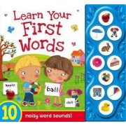 My First Words - First Learning Sounds by Igloo Books