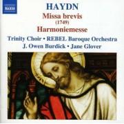 J. Haydn - Missa Brevis/ Harmoniemess (0747313212675) (1 CD)
