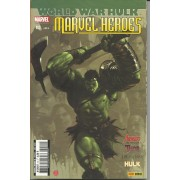 Marvel Heroes N° 10 ( World War Heroes ) : Sans Frontières ( Avengers : The Initiative / Thor / Illuminati / Hulk )