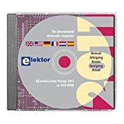 Elektor 2011: All Articles in Elektor Volume 2011 on DVD-ROM