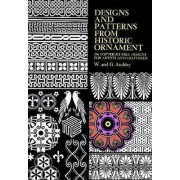 Designs and Patterns from Historic Ornament by W. Audsley