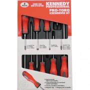 CROMWELL Set 8 surubelnite Pro-Torq KENNEDY - KEN5726010K