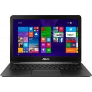 "Ultrabook Asus Zenbook UX305LA, 13.3"" QHD, Intel Core i7-5500U, RAM 8GB, SSD 256GB, Windows 10, Negru"