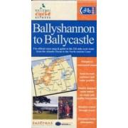 Fietskaart Ballyshannon to Ballycastle | Sustrans