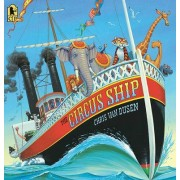 The Circus Ship by Van Dusen Chris