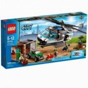 Lego City helicopter surveillance v29 60046