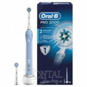 Periuta electrica Oral B PRO 2000 Cross Action