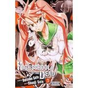 Highschool of the Dead: v. 3 by Daisuke Sato