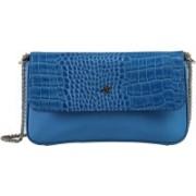ILEX London Women Formal Blue Clutch