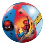 Minge gonflabilă pentru apă Spiderman 16069 roşu-albastru