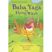 Baba Yaga The Flying Witch by Susanna Davidson