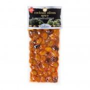 Krétské koktejlové pikantní olivy CreTasty 100% 250g
