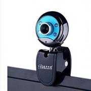 BLUELOVER câmera w9 hd noite luzes de visão da webcam USB2.0 microfone embutido