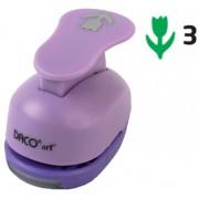 Perforator cu model 2.5 cm - Lalea (3)