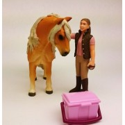 GROOM WITH ICELANDIC PONY SCHLEICH (SL41431)