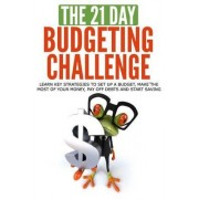 The 21-Day Budgeting Challenge by 21 Day Challenges