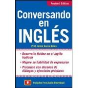 Conversando en Ingles by Jaime Garza Bores