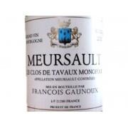 Francois Gaunoux, Meursault Clos de Tavaux Monopole
