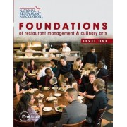 Foundations of Restaurant Management & Culinary Arts: Level 1 by National Restaurant Association