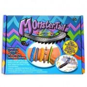 Monster Tail Rainbow Loom