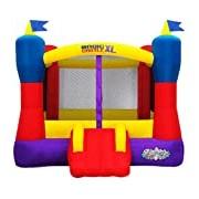 "Blast Zone UK-MAGICXL ""Magic Castle"" Inflatable Bounce House (X-Large)"