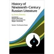 History of Nineteeth-Century Russian Literature: The Romantic Period Vol. 1 by Dmitrij Tschizewskij