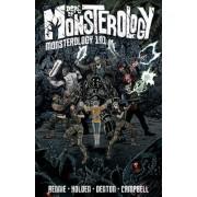Dept. Of Monsterology Volume 1: Monsterology 101 by Gordon Rennie