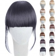 rosegal Fashion 14 Colors Clip In Synthetic Front Full Bang With Sideburns For Women