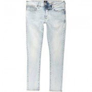 River Island Danny - Lichtblauwe acid wash superskinny jeans