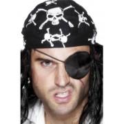 Bandaj de ochi de pirat