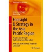 Foresight & Strategy in the Asia Pacific Region 2016 by Luke van der Laan