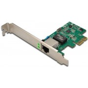 Placa de retea DIGITUS DN-10130, Gigabit, PCI Express