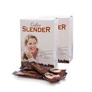 Coffee slender café instantâneo para emagrecimento duo de 21saquetas - Coffee Slender