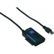 USB 2.0 kábel 1,20m fekete Digitus (1020917)