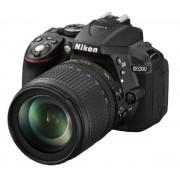 D5300 - Cámara de fotos digital + objetivo AF-S DX VR 18-105 mm