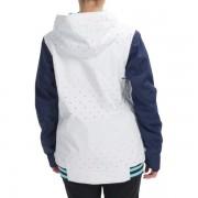 DC DCLA Snowboard Jacket - Waterproof Insulated AMERICAN BEAUTY (01)