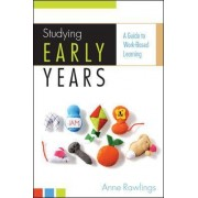 Studying Early Years: A Guide to Work-Based Learning by Anne Rawlings